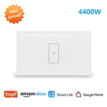 Tuya Smart Life WiFi Boiler Water Heater Switch NEW 4400W, App Timer Schedule ON OFF, Voice Control
