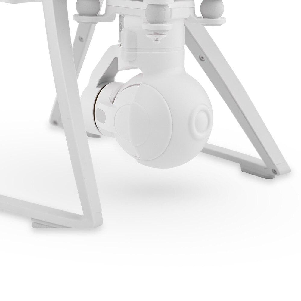 Tampa da lente para fimi 4 k drone capa protetora caso cardan guarda câmera zangão estabilizador titular montagem protetor de peças reposição