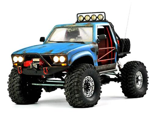 RC Truck 2.4G 4WD SUV Drit Bike Buggy Pickup Truck Remote Control Vehicles Off-Road Rock Crawler Ele