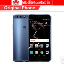 "International Version HuaWei P10 VTR-L29 Mobile Phone Android 7.0 5.1"" FHD 1920X1080 4GB RAM 64GB ROM 20.0MP Fingerprint NFC"