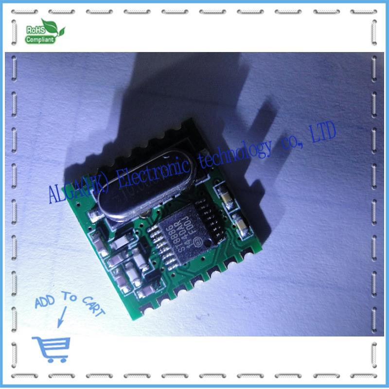 RFM12B-433-S1 FSK модуль HOPERF и Бесплатная доставка 433 МГц.