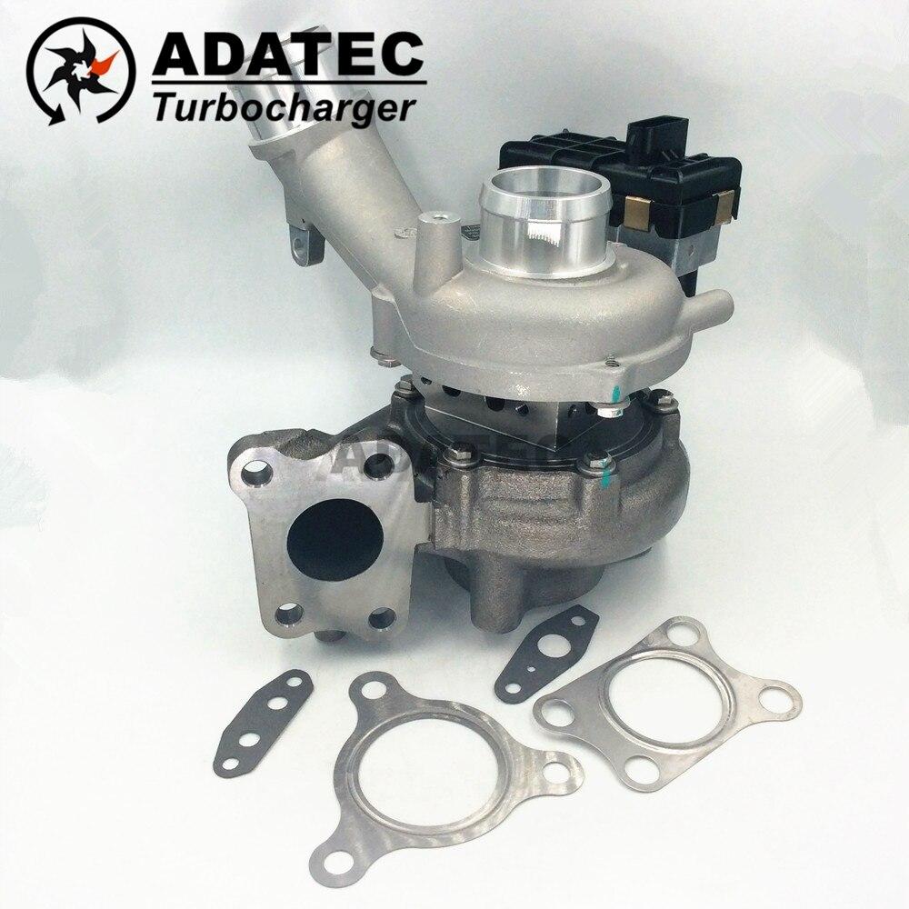 14411-5X01B 14411-5X01A BV45 53039700337 53039700210 turbocharger para Nissan Navara 2.5 DI (D40) 140 Kw - 190 HP YD25DDTi 2010-