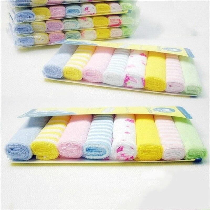 8 шт./лот мягкое детское полотенце для новорожденных s банное полотенце для ухода за лицом для мальчиков и девочек Bebe Toalha платок