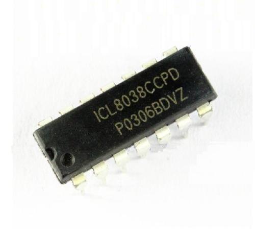 10 Uds nuevo ICL8038CCPD ICL8038 DIP-14 nueva