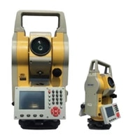 dtm952r windows ce operation system total station 600m reflectorless made in china