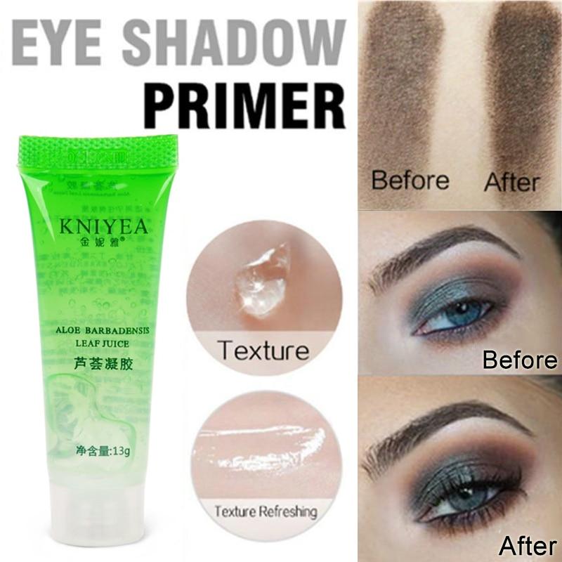 Natural Aloe Vera Gel Remove Acne Plants Base Primer Sunscreen Smoothing Moisturizing Skin Care Face Cream Makeup недорого