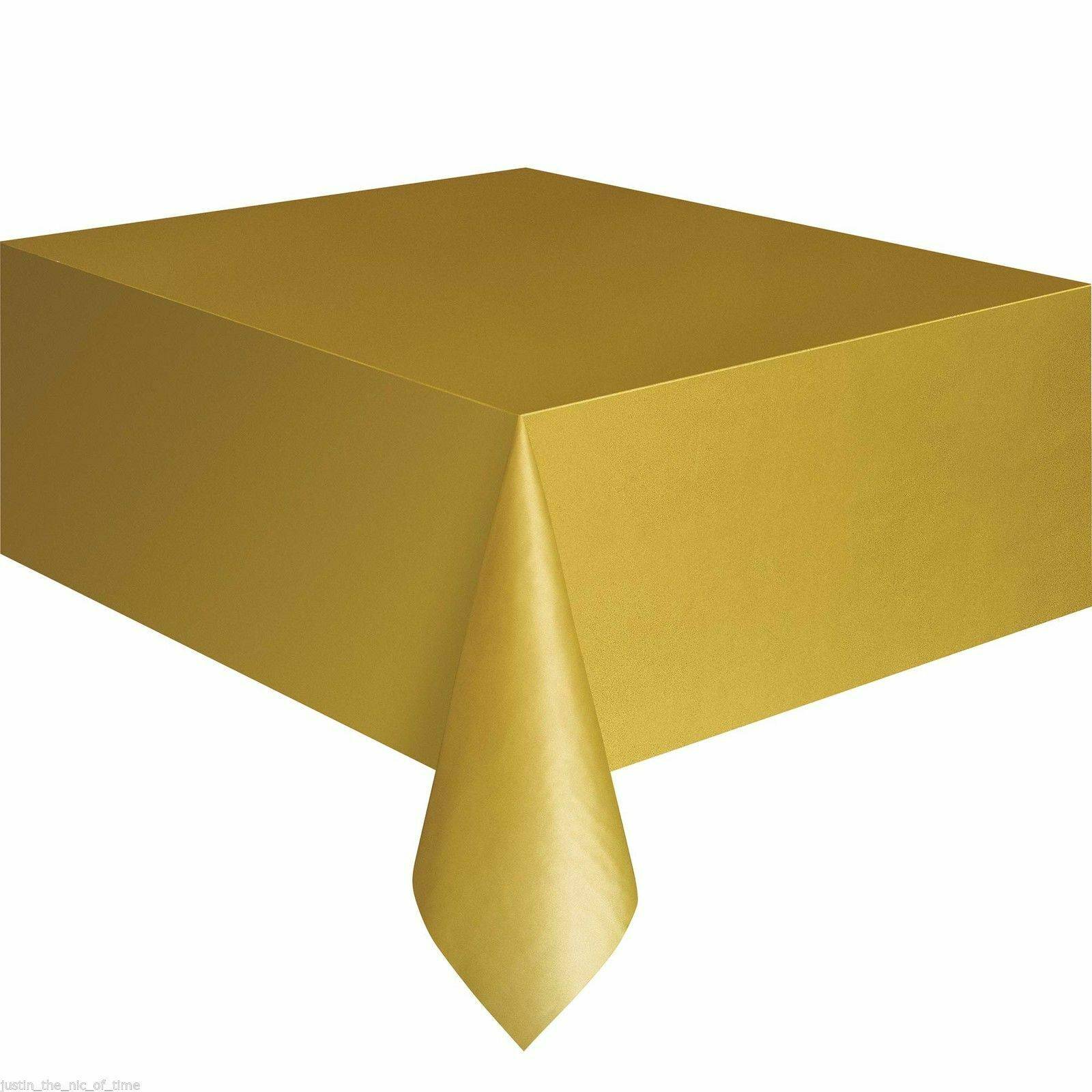 1 ud. Mantel desechable de plástico de 137*183 cm, mantel de mesa para bodas, cumpleaños, mantel rectangular, paño de mesa, toallitas, cubiertas, venta