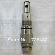 Fast Free shipping! Kobelco SK-5 Hydraulic Main Control Valve 24036R76F3 , Main Relief valve assembl