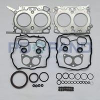FB20 Engine Overhaul Rebuilding Gasket Kit 10105-AB400 For SUBARU Forester 2.0I/X/XS 2011-2012 SJ 2.0 2013-2014