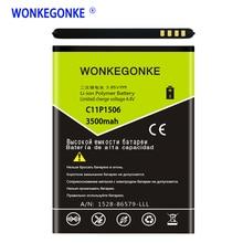 WONKEGONKE C11P1506 For Asus Live G500TG ZC500TG Z00VD ZenFone Go 5.5 inch Replacement Batteries