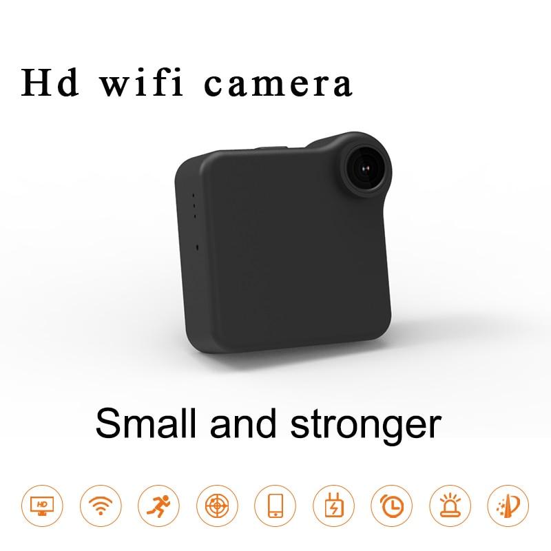SC Mini cámara HD 720P C1 WIFI P2P cámara IP portátil Sensor de movimiento bicicleta cuerpo Micro Mini DV DVR Clip magnético grabadora de voz