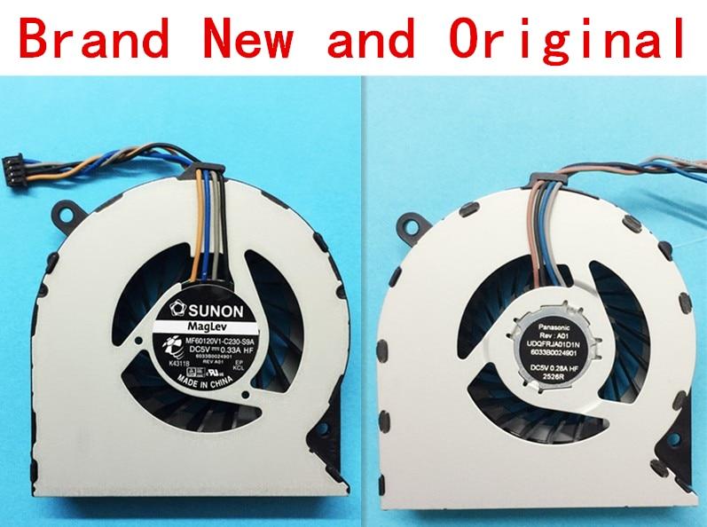 New CPU laptop cooling fan Notebook Cooler radiador para Hp Probook 4436 4435 4431 4430 4331 4330 series