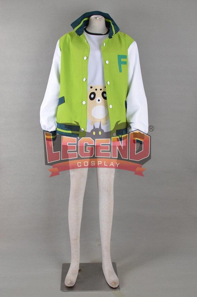 Nitro Super Sonic Fuuri Watanuki cosplay custom made