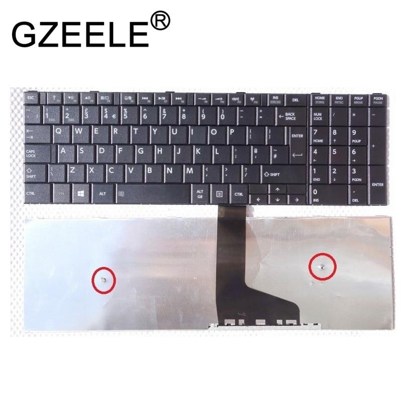 Reino Unido nuevo para Toshiba Satellite C50-A-146 C50D-A133 C50D-A-133 C50-A-1CK C50 C50D C55D C50-A C50D-A portátil teclado