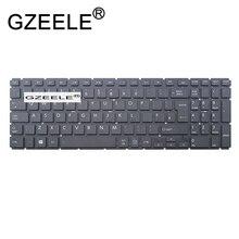 GZEELE Nouveau ROYAUME-UNI clavier POUR Toshiba Satellite L55-B S50-B S55T-B L50-B S50T-B noir QWERTY portable QWERTY