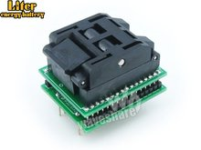 QFP32 LQFP32 TQFP32 to DIP32 Programming Adapter IC Test Socket IC-51-0324-1498