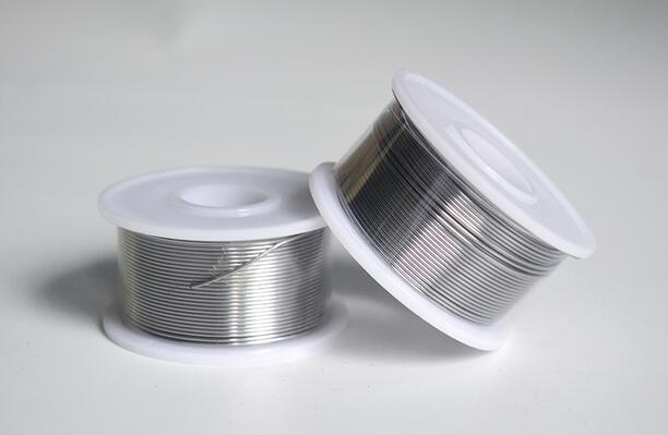 Rollo de estaño de 0,6mm/0,8mm/1,0mm 100g 63/37 núcleo de resina carrete de alambre de soldadura carrete 1 ud.