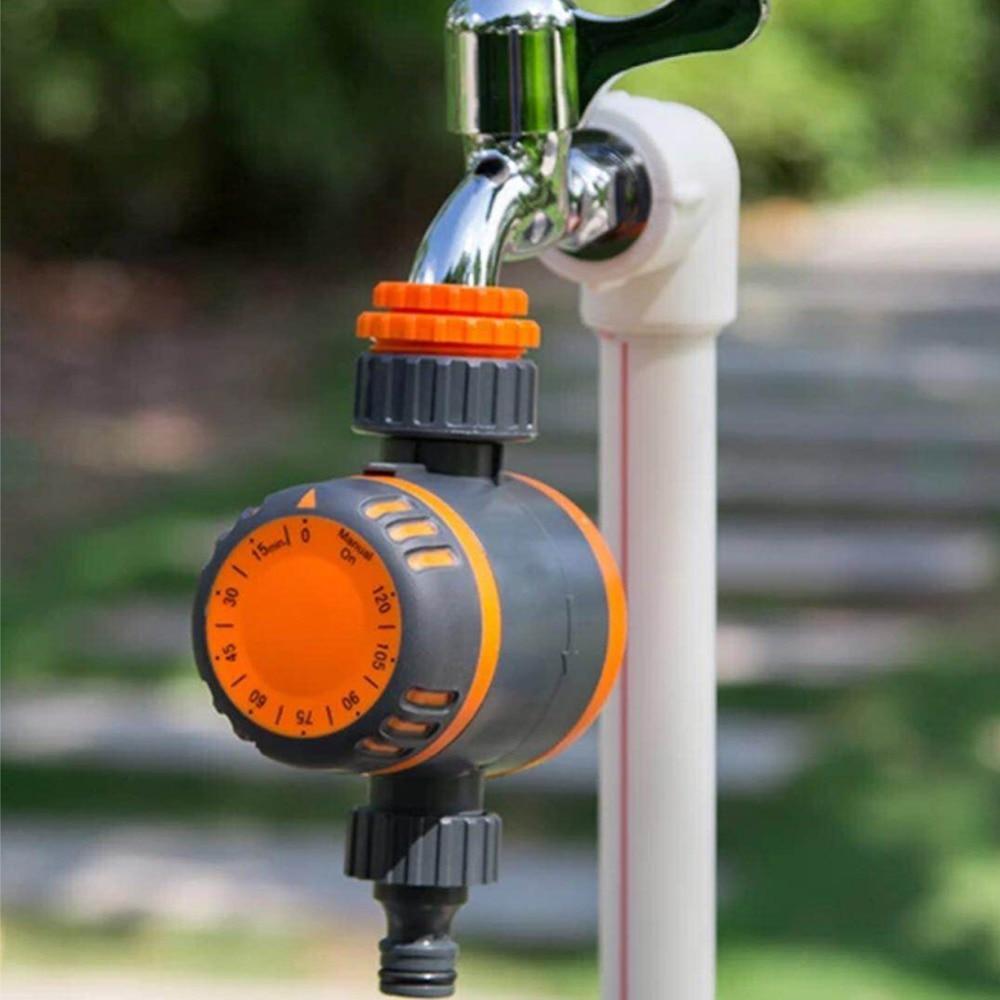 Temporizador de riego automático, temporizador de riego mecánico, controlador de riego de jardín de invernadero, controlador de riego, temporizador de grifo