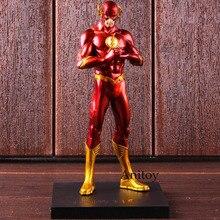 Justice League Action Figure Neue 52 Die Flash ARTFX + STATUE 1/10 Skala PVC Sammeln Modell Spielzeug