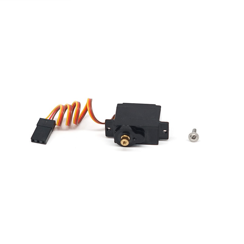 Metal Gear Servo 5g K989-58 Wltoys actualización Steering Servo para Mini-Q WLtoys 128 K969 K979 K999 A202 A242 A252 124 Coche