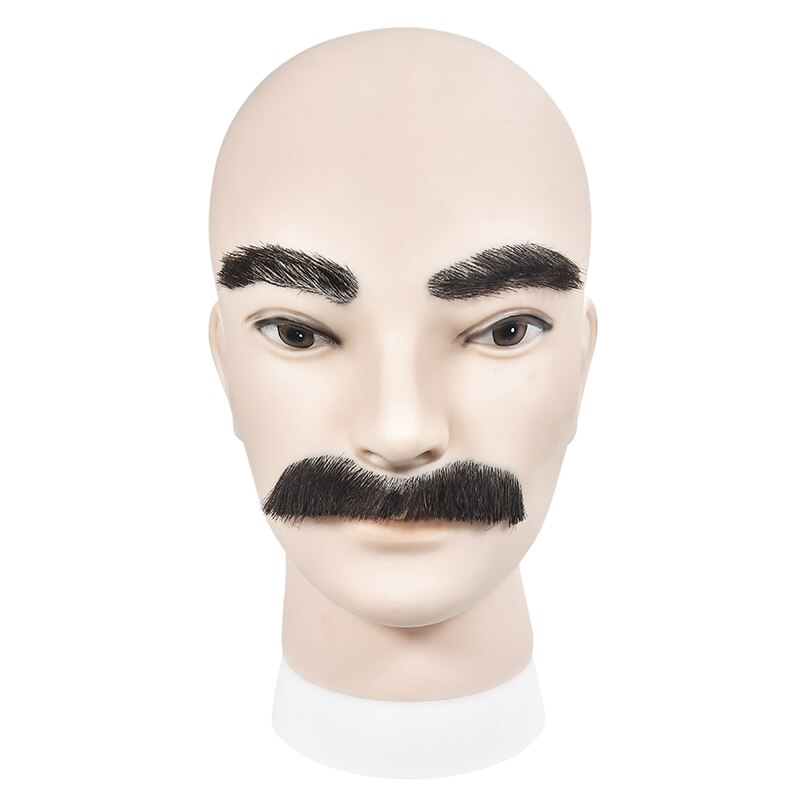 Cabeza de maniquí masculino para sombrero de pelucas, modelo de cabeza de hombre, cabeza de maniquí con estilo de barba, cabeza de muñecas