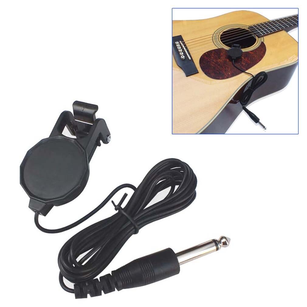 SEWS Clip-On Pickup para guitarra acústica mandolina Bouzouki violín Banjo ukelele Lute