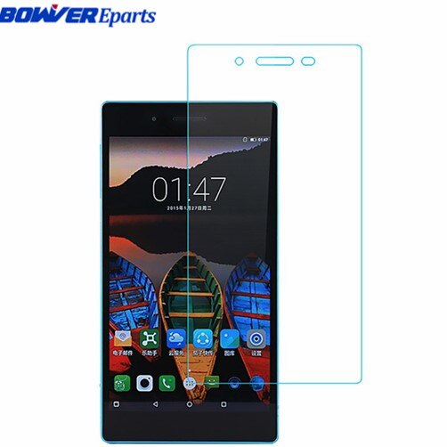 "7 ""protector de pantalla de vidrio templado para Lenovo Tab 3 730 730f 730m 730x TB3-730F TB3-730M 7,0 pulgadas protector de pantalla de tableta de vidrio"