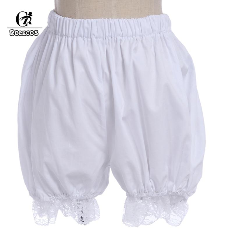 """Шорты ROLECOS в стиле &quotЛолита"""" женские шорты шаровары Кружевной Костюм виде"""