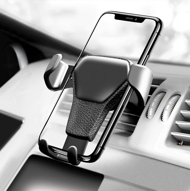 Accesorios para coche soporte de gravedad para Hyundai Genesis G70 G80 G90 Equus Creta KONA Enduro Intrado NEXO PALISADE HDC-2