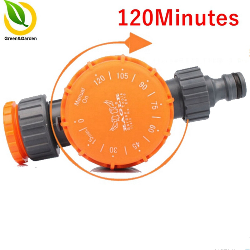 "Interruptor de Control de flujo de temporizadores de agua de jardín de 3/4 ""temporizador de riego mecánico sistema de riego automático de microriego"