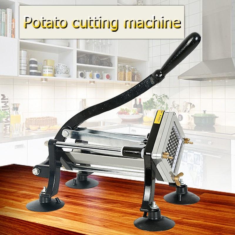 البطاطا اعصار الكهربائية البطاطس فرايز قطع آلة دليل المشقق مطعم المطبخ المروحية الفولاذ المقاوم للصدأ متعددة الوظائف
