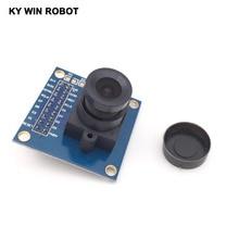 Guaranteed New 1Pcs Blue OV7670 300KP VGA Camera Module for Arduino