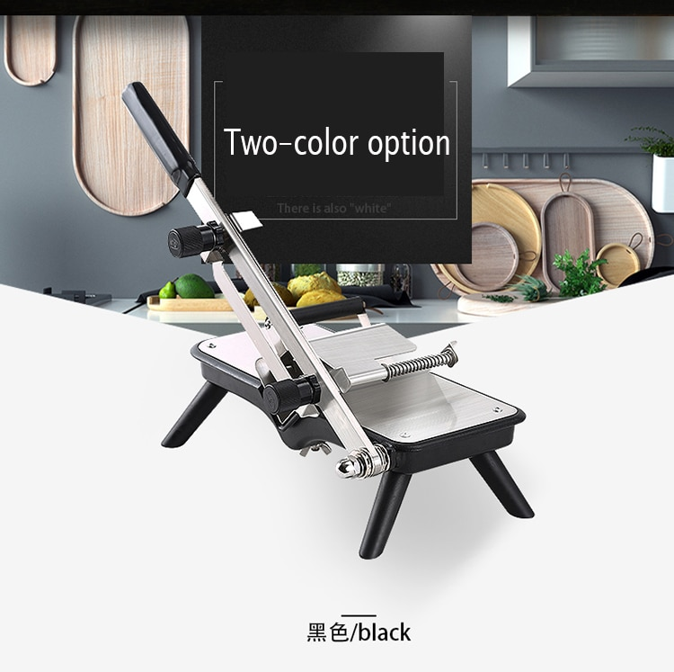 beef slicer home planing meat machine small cut meat machine vegetable slicer three color optional c