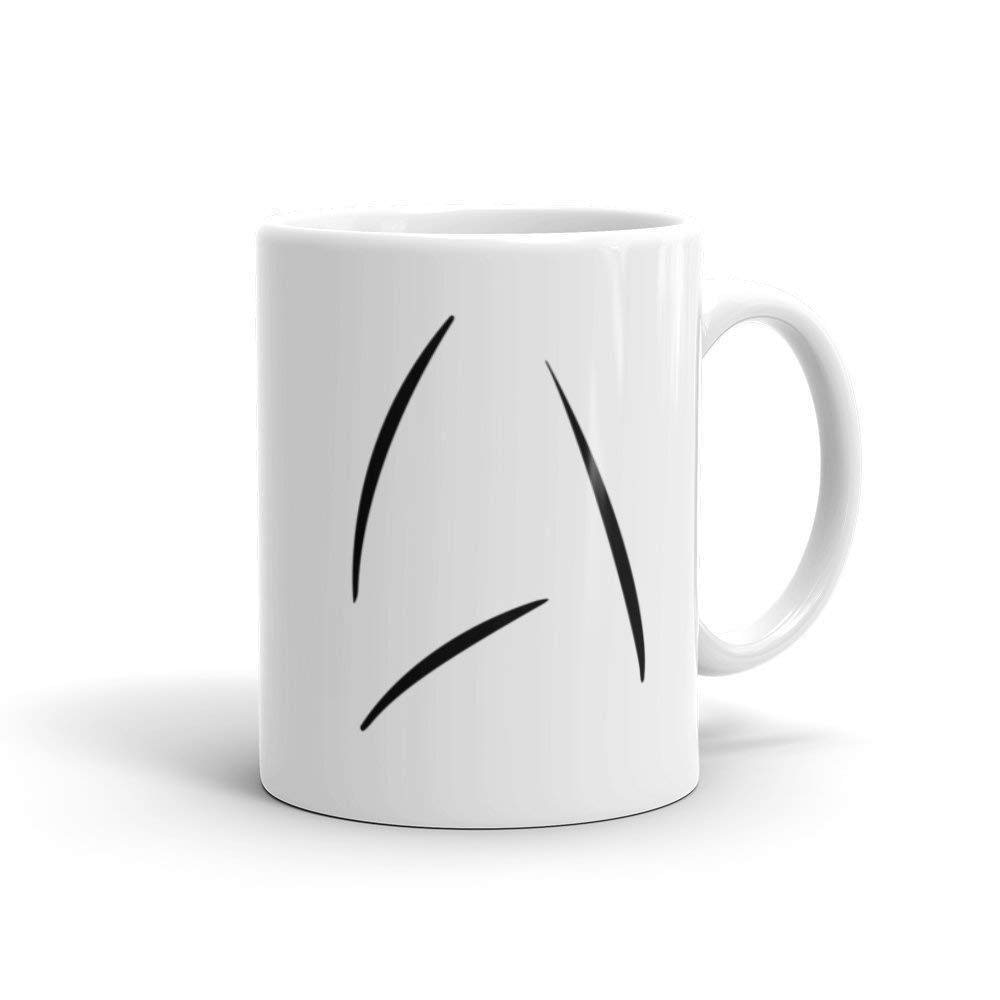 Taza blanca de Star Trek Beyond Style Inspire (11 Oz)