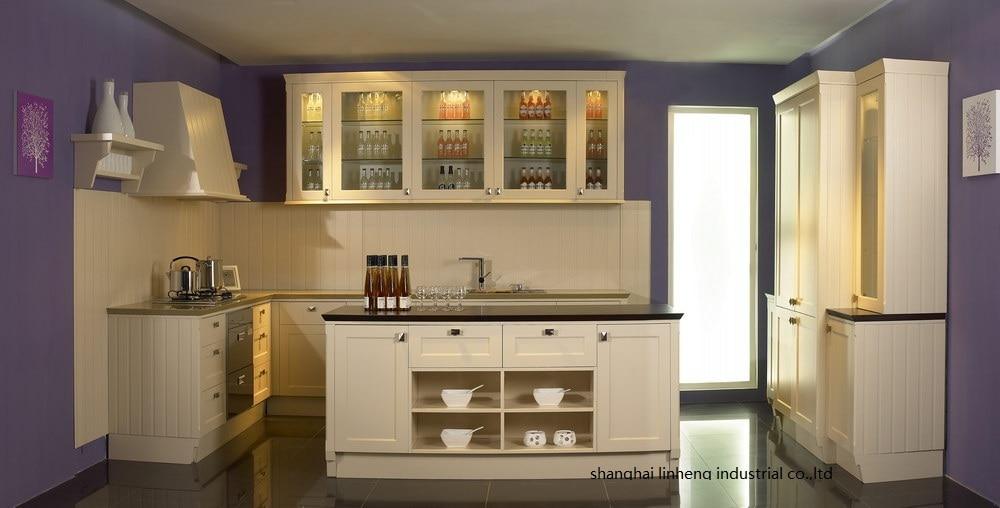 PVC/vinyl kitchen cabinet(LH-PV060) pvc vinyl kitchen cabinet lh pv032