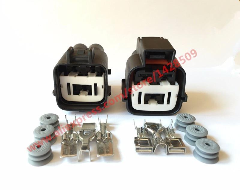 5 مجموعات الإناث و الذكور 3 دبوس KET سيارة سلك موصل MG642292-5 الكهربائية موصل