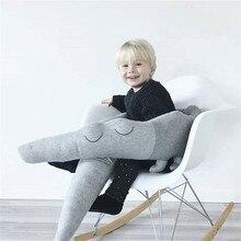 Oreiller mignon Long 185CM pour enfants   Jouets Crocodile en peluche, pare-chocs de bébé en peluche, protection de lit de lit, coussin de canapé en coton, décor de chambre denfants