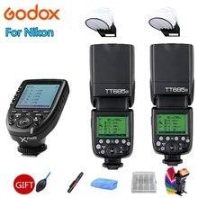 Godox TT685N TT685-N Camera Flash 2.4G HSS GN60 Speedlite With Xpro-N Trarnsmitter for Nikon D3400 D3200 D5600 D3300 D750 D5500