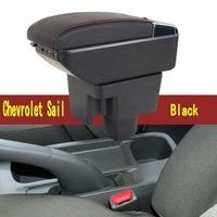 Sail armrest box