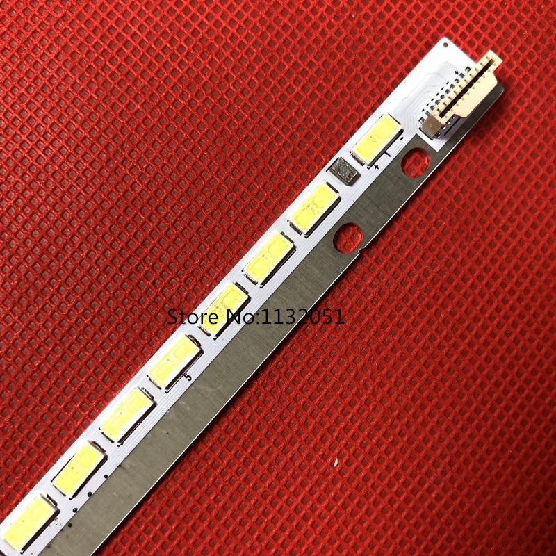 Tira de luces LED para TV de 47 pulgadas LED47R6100DE 6922L-0043A 6920L-0001C 1 Uds = 66LED 597mm