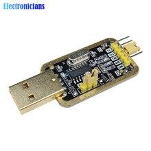 Mise à niveau du Module CH340G RS232 vers TTL Module USB vers Port série CH340 au lieu de PL2303 dans neuf petites plaques 3.3 V/5 V