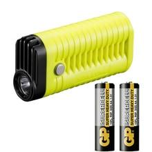 En gros 2020 NITECORE 3 couleur MT22A CREE XP-G2 (S3) lumière LED poids paume-taille Portable lampe de poche en plein air randonnée livraison gratuite