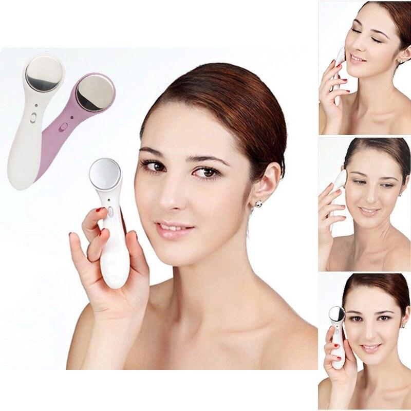 Alta qualidade novo ultra-sônico íon face lift dispositivo de beleza facial ultra-som cuidados com a pele massageador melhorar os cuidados com a pele md99