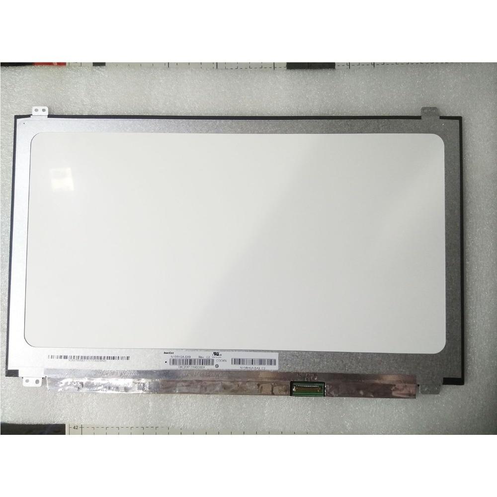 "Matrix para o portátil 15.6 ""display lcd N156HGA-EA3 rev. c1 rev. c2 n156hga ea3 fhd 1920x1080 30 pinos substituição do painel fosco"