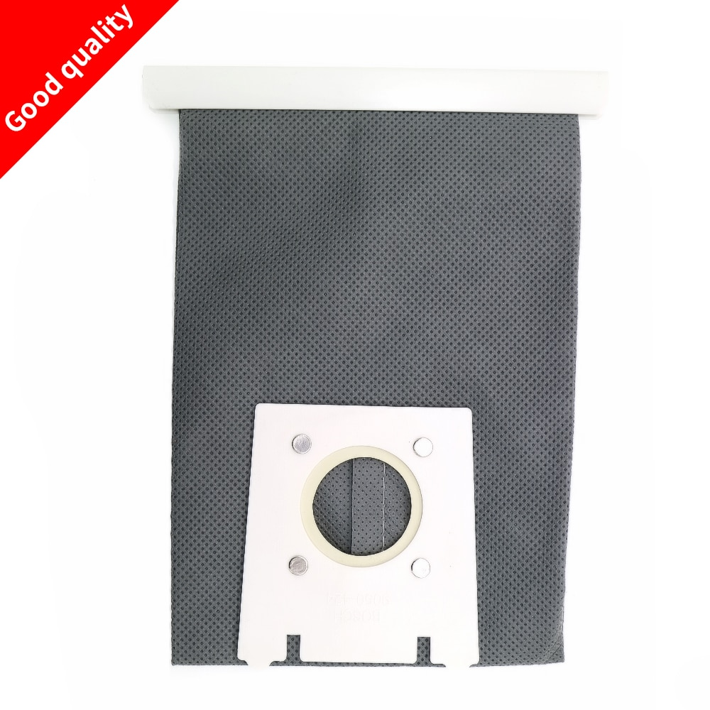 TOP qualy Washable Vacuum Cleaner Type G Cloth Dust Bags TypG For Bosch SIEMENS BSG6 BSG7 BSGL3126GB GL30 ProEnergy Hoover Bag