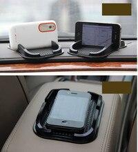 1 шт. хит! Новые черные автомобильные аксессуары коврик для мобильного телефона Jeep Wrangler Patriot Jeep Grand Cherokee и Renegade