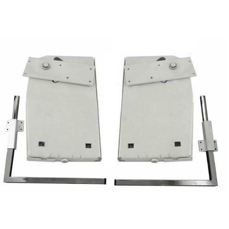 طقم معدات سرير جداري مورفي شديد التحمل ، تركيب عمودي وجانبي ، آلية سرير قابلة للطي HM118