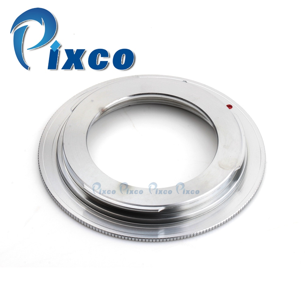Адаптер объектива Pixco для M42-EOS M42, подходит для камеры Canon EF 550d 7D 5D 1D 500D 50D 760D 750D 5DS(R) 5D Mark III