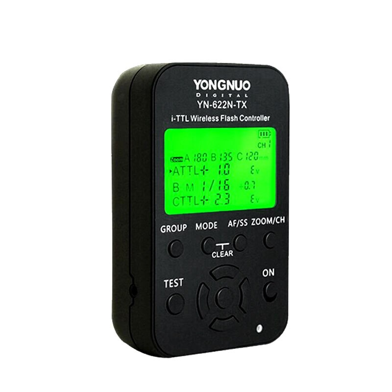 Беспроводной контроллер вспышки YONGNUO YN622N HSS, беспроводной приемник-приемопередатчик для Nikon, YN-622N-TX, TTL