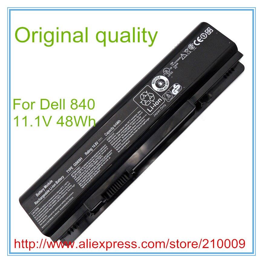 Original Laptop Battery for A840 A860 A860n 1410 1014 1015 1088 F287H G069H F286H F287F R988H